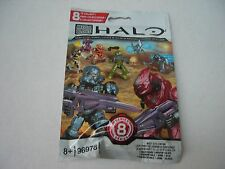 Mega Bloks Halo Series 8 Purple UNSC Spartan Mark VI Minifigure New & Sealed