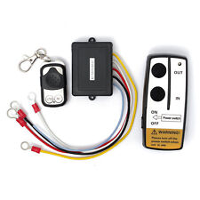 50ft ARGANO Wireless Remote Control Set 12V DC PER CAMION JEEP ATV Warn Ramsey