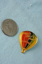 HOT AIR BALLOON PIN DON'T DRIFT AWAY PACIFIC BELL