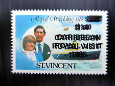 St VINCENT Wholesale 1985 Yacht $1.60 Visit DOUBLE/OPT SEE BELOW FP5512