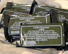 LOT 5 dressing Trauma Bandage Field Emergency buy 2 get 12 IFAK Israeli Army IDF