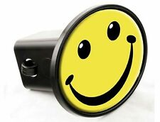Smile face Hitch Cover - Made in the USA
