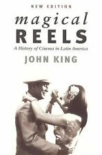Magical Reels: A History of Cinema in Latin America, New Edition-ExLibrary
