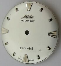 Mido Dial 28 mm Multifort Powerwind for wrist Watch