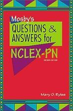 Mosby's Questions and Answers for NCLEX-PN by Eyles PhD  RN, Mary O.
