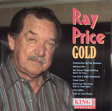 "Ray Price  CD ""GOLD""  FROM KING SPECIAL PRODUCTS"