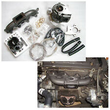 90-93 Honda Accord t3 .48ar f22 Turbo Charger Set Up Kit (300hp)