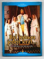 Byl jednou jeden kral (Once Upon a Time, There Was a King) DVD English subtitles