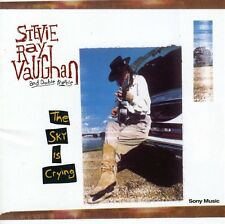 Sky Is Crying 1984/1989 - Stevie Ray Vaughan (2008, CD NEUF)