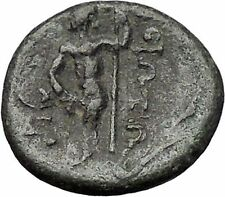 Thebes in Boeotia 221Bc Persephone Poseidon Authentic Ancient Greek Coin i47987