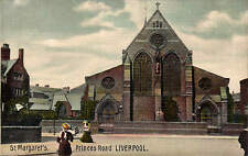 Liverpool. St Margaret's Church, Princes Road # 9243 by Hugo Lang.