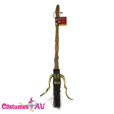 Harry Potter Quidditch Flying Firebolt Broom Halloween Costume Party Accessories