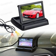 "4.3"" TFT LCD Screen Folded Security Monitor for Car Rearview Camera / DVD / CCTV"