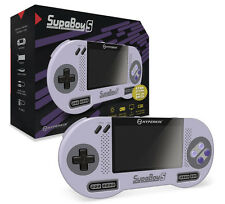 Hyperkin SupaBoy S Portable Pocket SNES Console *Worldwide Version New Release*