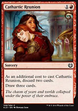 MTG 4x CATHARTIC REUNION - RICONGIUNGIMENTO CATARTICO - KLD - MAGIC