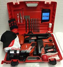 HILTI TE 6-A36 W/ FREE TABLET, PREOWNED, MINT CONDITION, ORIGINAL, FAST SHIPPING