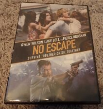 NO ESCAPE, DVD