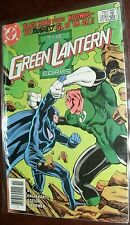 THE GREEN LANTERN CORPS NOV '86 #206 BLACK HAND VS KILOWOG ENGLEHART,STATON,FRMR