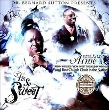 Sutton And The Voices Of Acme, Janet Tis So Sweet CD