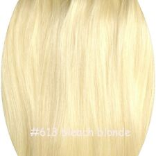 Halo Invisible 100% Human Hair Extension One Piece Wire Headband 20inch 80g 100g