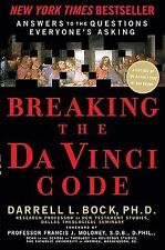 Breaking the Da Vinci Code : By Darrell L Bock, Christianity, Religious