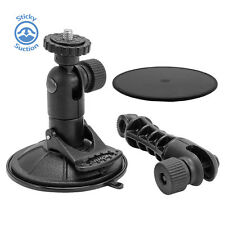 CMP198: Arkon Sticky Suction Windshield or Dashboard Modular Camera Car Mount