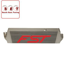 Ford Focus MK2 ST225 Intercooler Silver With Red Logo Upgrade