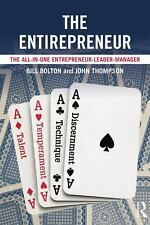Entrepreneur, Leader, Manager by Bill Bolton and John Thompson (2015, Paperback)
