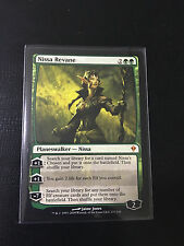 NISSA REVANE ZENDIKAR MTG MAGIC THE GATHERING NM