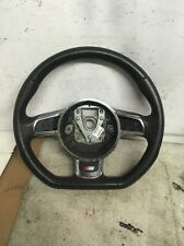 Audi TT MK2 Genuine Flat Bottom Steering Wheel S Line 8J0 419 091 G
