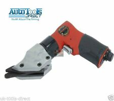 Heavy Duty Air Metal Pistol Grip Shears For Duct Work Autobody Repai