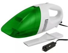 12V Portable Vacuum Cleaner-Slim Car Valet Compact & Light 10ft Cord Truck Van