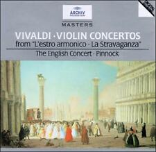 `Pinnock, Trevor; English C...-Vivaldi: Violin Concertos; Pin  CD NEW