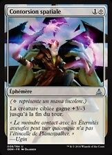 MTG Magic OGW FOIL - Spatial Contortion/Contorsion spatiale, French/VF