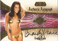 "Benchwarmer 2007 Gold Edition -  #29 of 30 ""Brandy Grace"" Auto / Autograph Card"