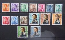 Hong Kong 1962-73 set to $20 used