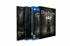 Used PS4 Bloodborne The Old Hunters Edition Japan Version Japan Import