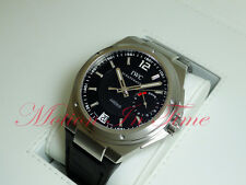 IWC Big Ingenieur Stainless Steel 45.5mm Black Dial 7 Day Power Reserve IW500501