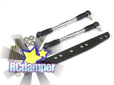 GRAPHITE ALUMINUM REAR STABILIZER BAR SWAY S TAMIYA 1/10 TA02 TA-02 LOWER ARM