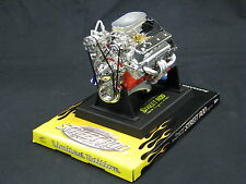 Liberty Classics V8 Engine Chevrolet 350 Small Block Street Rod 1:6