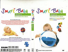 Smart Baby-Shapes:Time To Learn About Objects-Baby-DVD