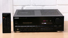 PIONEER A-X550 integrated analogue digital amplifier Remote + Phono V.G.C 99p NR