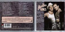 THE MAMBO KINGS CD OST colonna sonora CELIA CRUZ TITO PUENTE ANTONIO BANDERAS