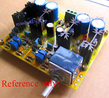 J-FET Input Preamplifier  Class A Parallel Power JC-2 Stereo Preamp DIY Kits