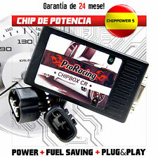 Chip de Potencia FORD FIESTA VII 1.6 TDCI 95 CV Tuning Box ChipTuning /CR1