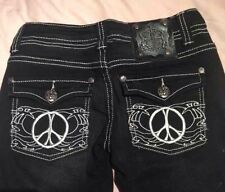 Silver Dagger Jeans Size 24