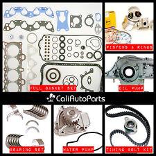 88-95 Honda Civic 1.5L 16V SOHC D15B1 D15B7 D15B8 Master Engine Rebuild Kit