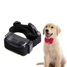 Electric Shock Anti No Bark Dog Collar Stop Barking Pet Training Control Trainer