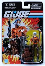 2016 GI Joe Tiger Force Outback Club Exclusive Subscription FSS 4.0 MOC