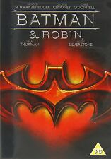 Batman & Robin (Two-Disc Special Edition) DVD George Clooney New and Sealed
